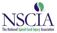 National Spinal Cord Injury Assoc logo