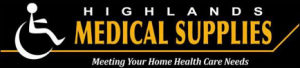 Highlands Medical Supplies 434 × 98
