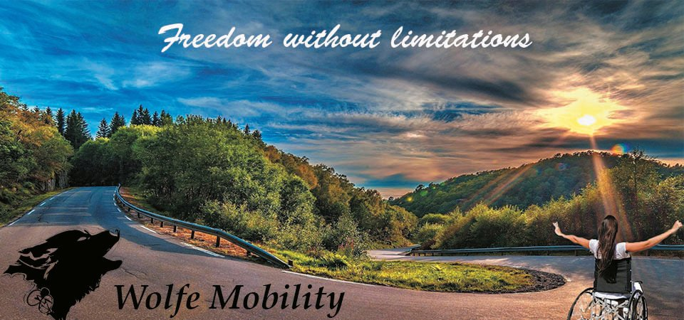 Wolfe Mobility web banner